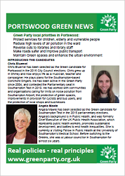 Portswood Newsletter November 2014