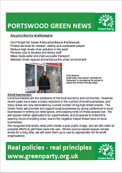 Portswood Newsletter February 2015