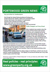 Portswood Newsletter April 2015